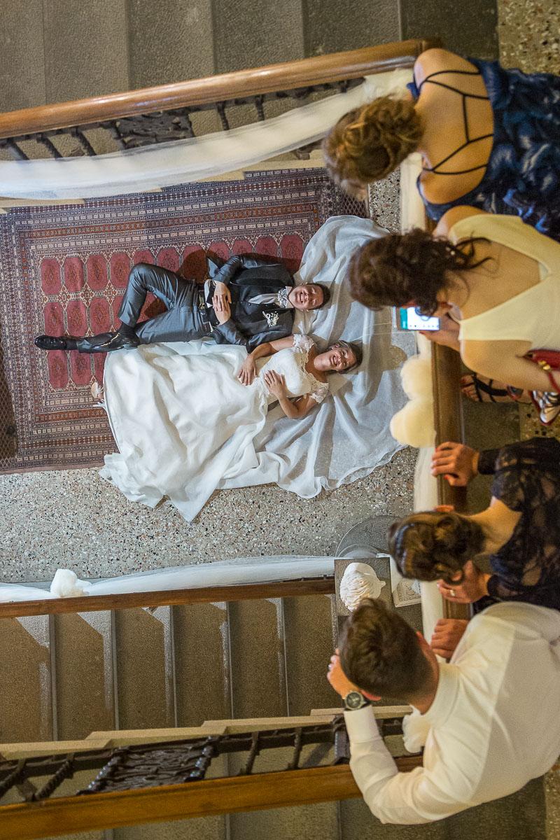 reportage fotografici nozze con amici