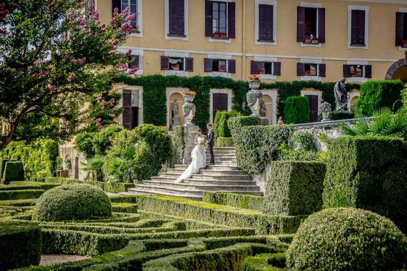 fotografie residenze d'epoca Lecco