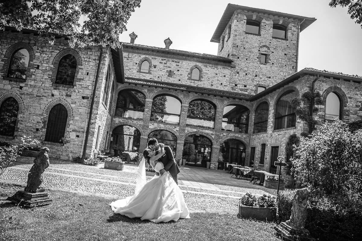foto nozze castello di casiglio erba