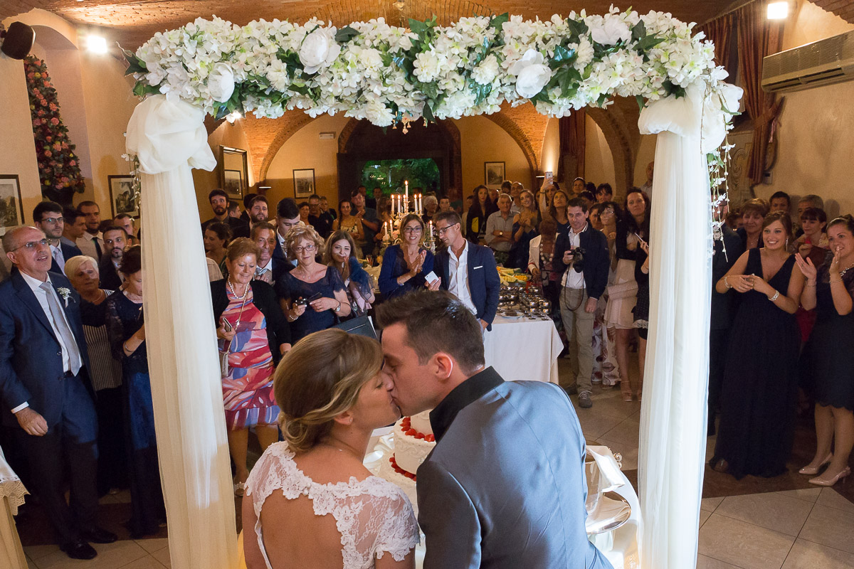 foto torta nuziale villa martinelli